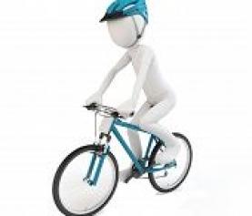 Accidentes en bicicleta