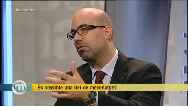 Vídeo: Els Matins de TV3. El Mecenatge