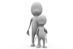 Progenitores separados e hijos menores, la importancia de hacer testamento